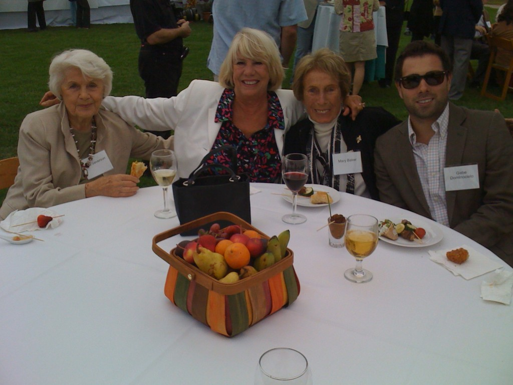Eloise Dilling, Gabe Dominocielo, Bea Seversen and Mary Baker